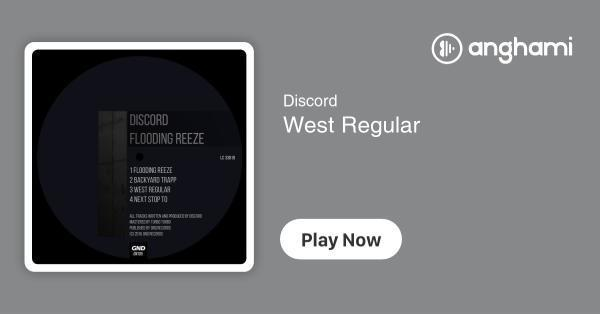 Discord - West Regular | Play for free on Anghami