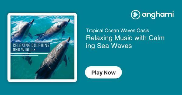 Tropical Ocean Waves Oasis - Relaxing Music with Calming Sea