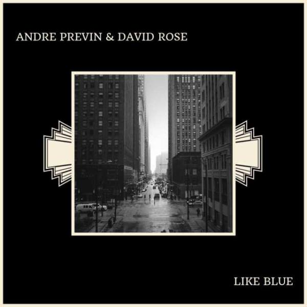 André Previn David Rose What Did I Do To Be So Black And Blue