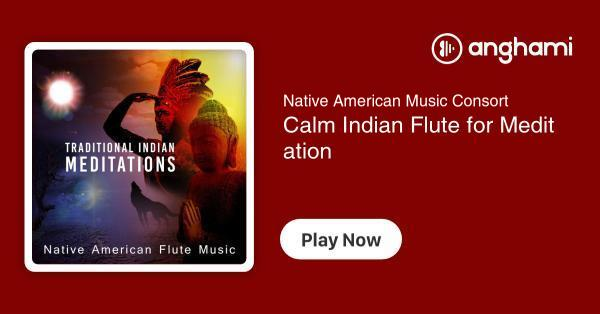 Native American Music Consort - Calm Indian Flute for Meditation