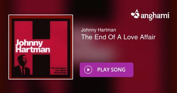 the end of a love affair song