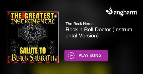 The Rock Heroes - Rock n Roll Doctor (Instrumental Version