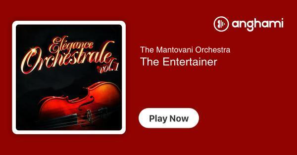 The Mantovani Orchestra - The Entertainer   Play for free on