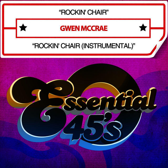 & Gwen McCrae - Rockinu0027 Chair | Play for free on Anghami