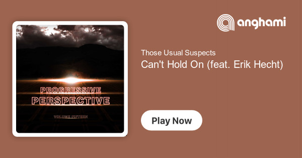Those Usual Suspects - Can't Hold On (feat  Erik Hecht