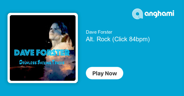 Dave Forster - Alt  Rock (Click 84bpm) | Play for free on