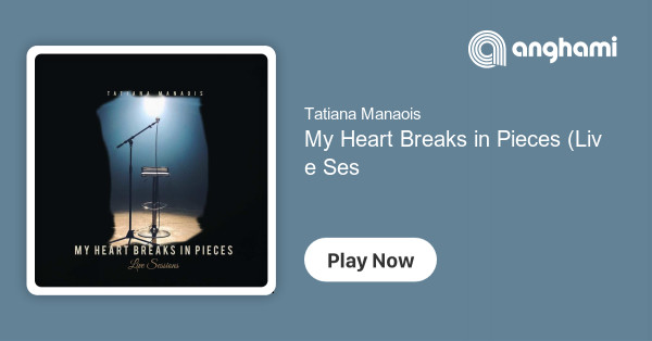 Tatiana Manaois - My Heart Breaks in Pieces (Live Sessions